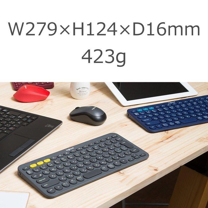ワイヤレスキーボード K380の2つ目の商品画像