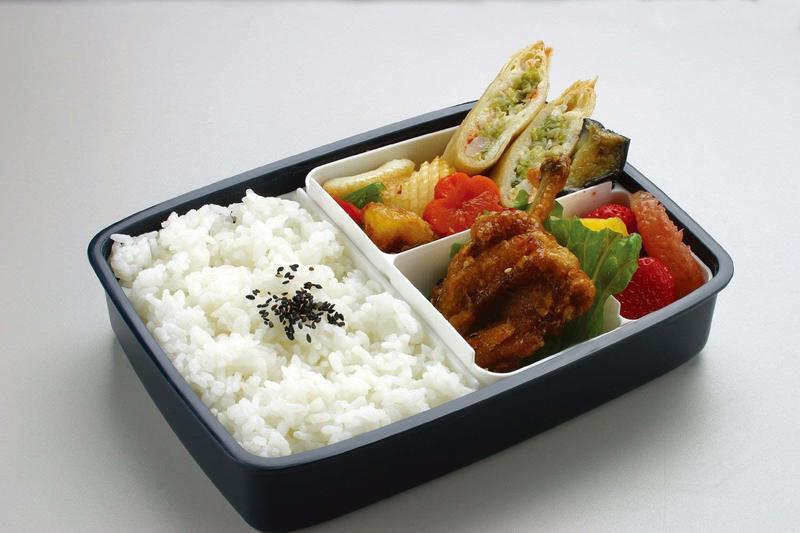 Modern+(モダンプラス) 松花堂タイトランチボックス PO5S-3680-MULTIの2つ目の商品画像