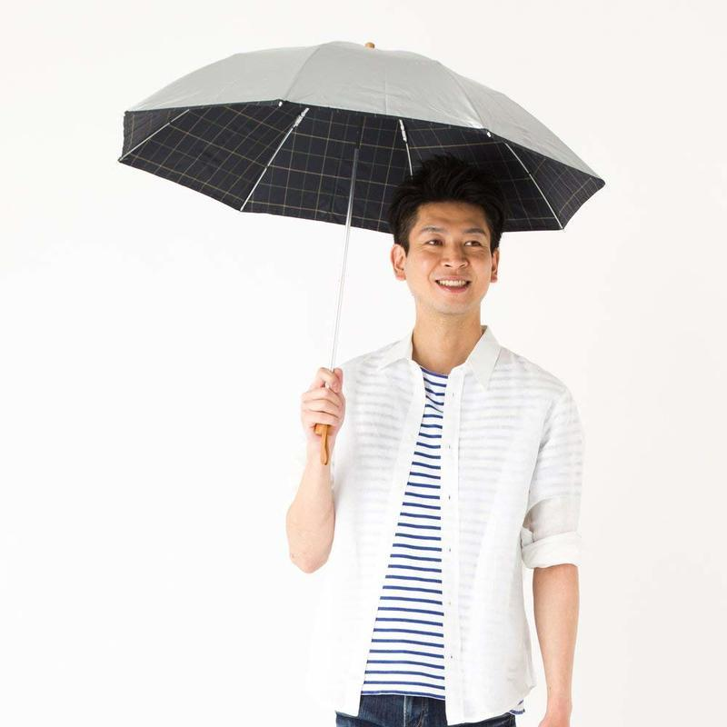 晴雨兼用 ひんやり傘 LIEBEN-0561の2つ目の商品画像