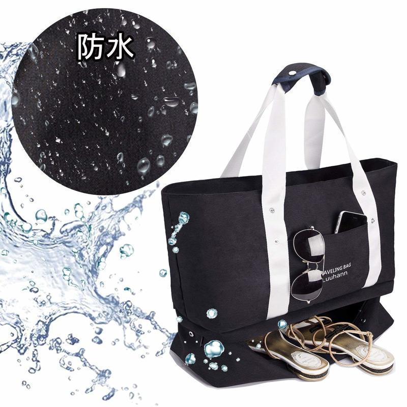 防水多機能旅行トートバッグ の2つ目の商品画像