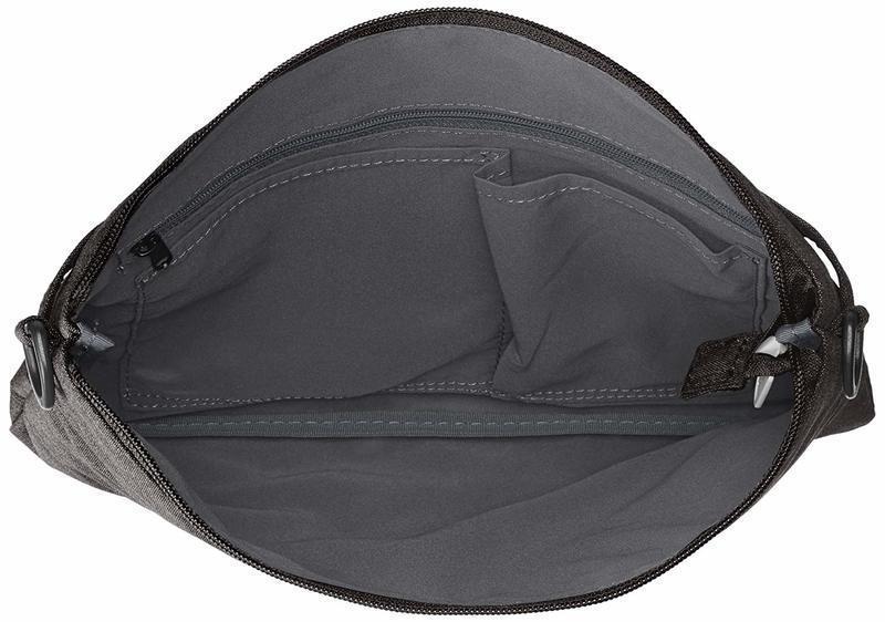 高密度杢調ポリサコッシュバッグ AT-B1715の2つ目の商品画像