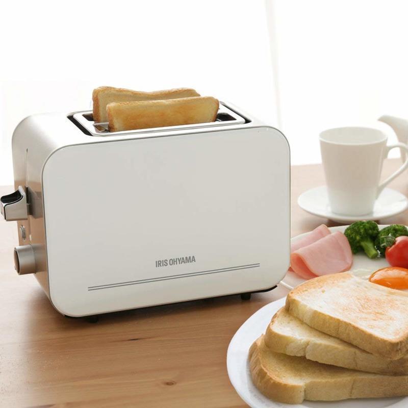 ポップアップ トースター  IPT-850-Wの2つ目の商品画像