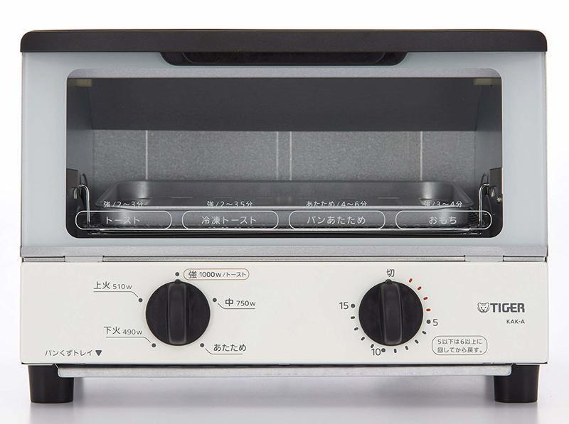 オーブントースター<やきたて> KAK-A100の2つ目の商品画像