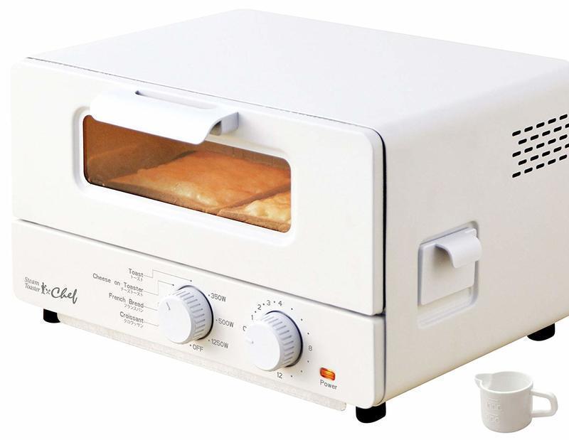 スチームトースター chef ST-70091の2つ目の商品画像