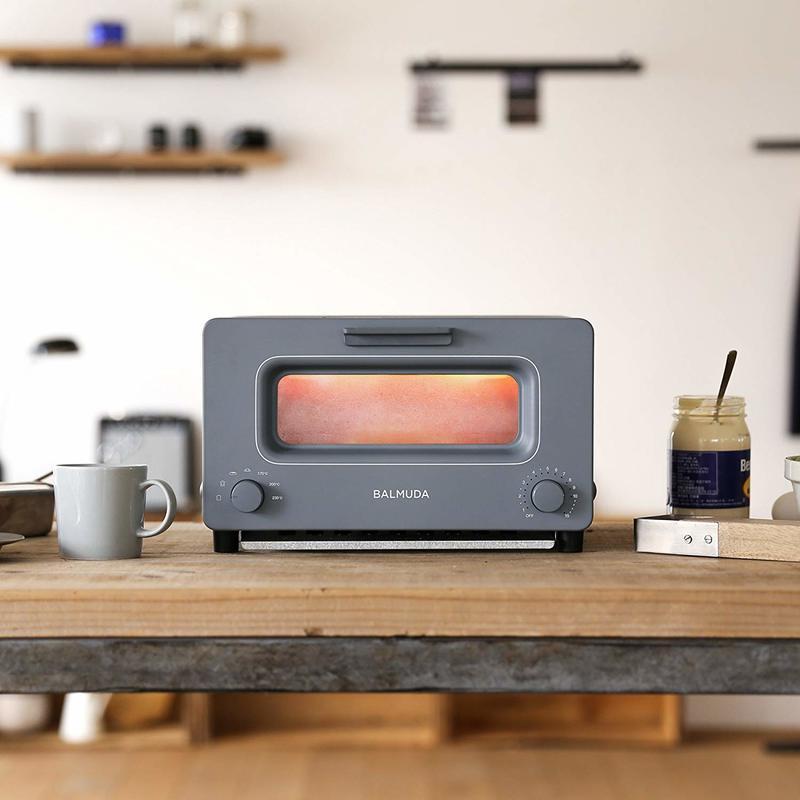 スチームオーブントースター BALMUDA The Toaster  K01Eの2つ目の商品画像
