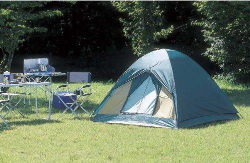 クレセント3人用ドームテント M-3105の2つ目の商品画像