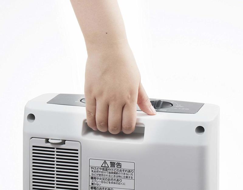 セラミックヒーター DS-F1206の2つ目の商品画像