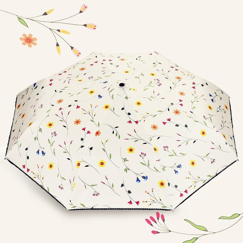 折りたたみ傘 海棠の花 CU-T01の2つ目の商品画像