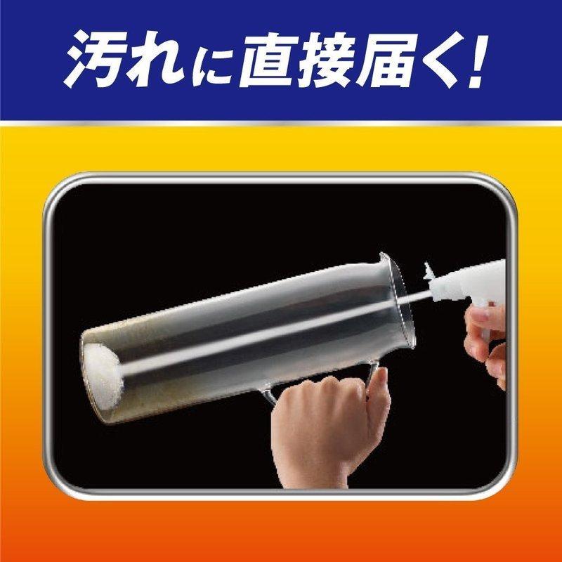 キュキュット クリア泡スプレー の3つ目の商品画像