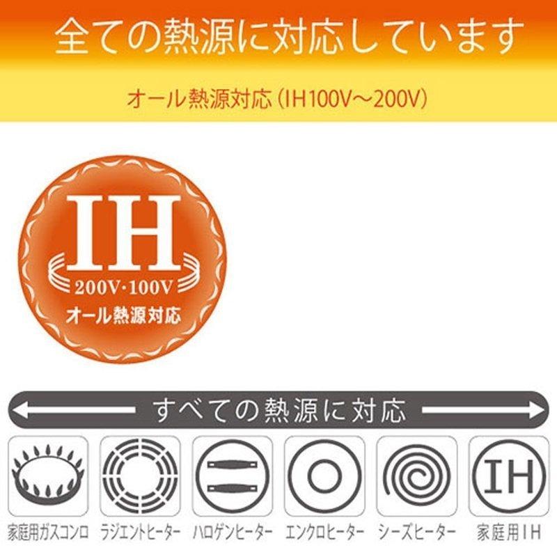 IHハイキャスト フライパン の3つ目の商品画像