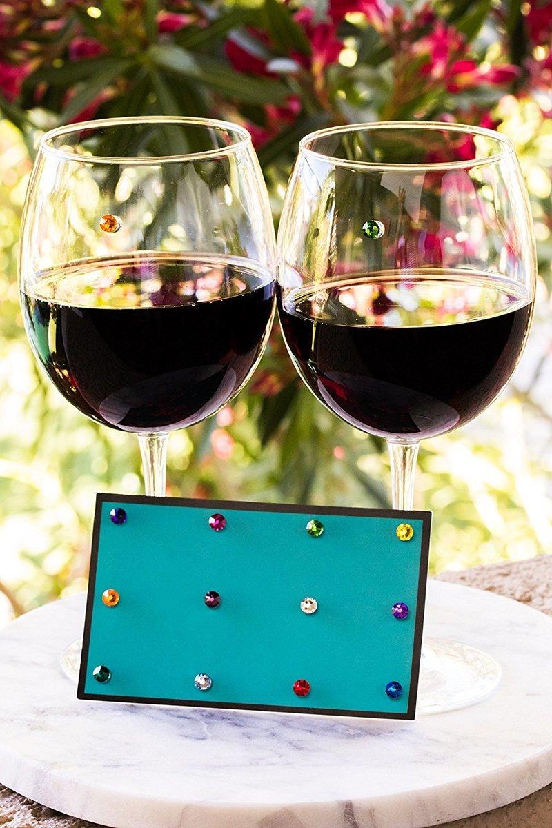 クリスタルマグネチックワインチャームセット の3つ目の商品画像