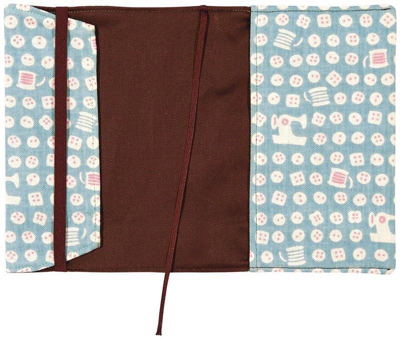 レトロ小紋てぬぐいのブックカバー の3つ目の商品画像