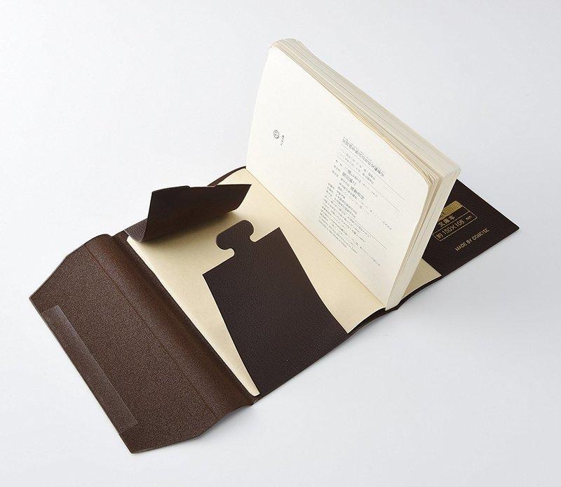 皮革調ブックカバー の3つ目の商品画像