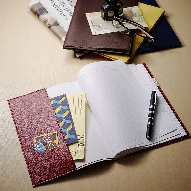 革調ノートカバー A61609601の3つ目の商品画像