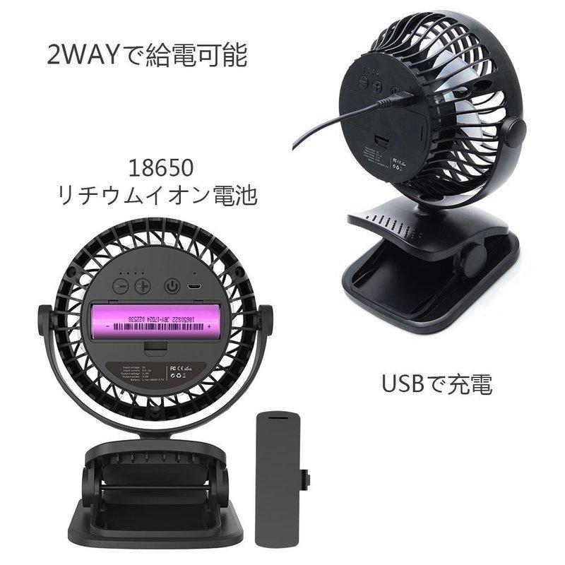 卓上扇風機 SFJ-01の3つ目の商品画像
