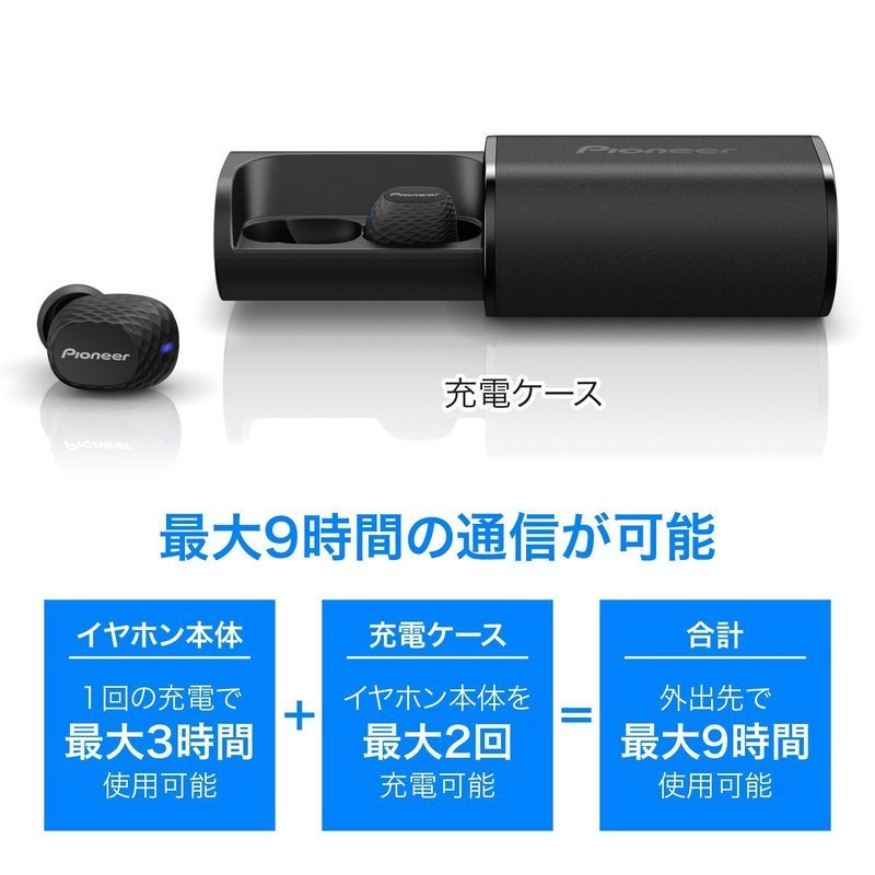 C8 truly wireless SE-C8TWの3つ目の商品画像