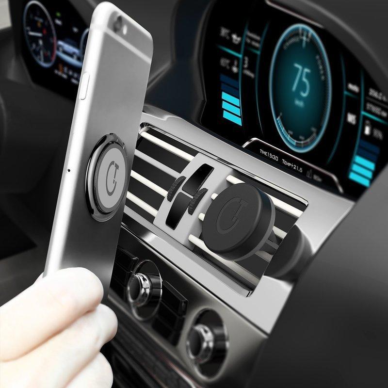 マグネット車載ホルダー対応スマホリング 43242-5284の3つ目の商品画像