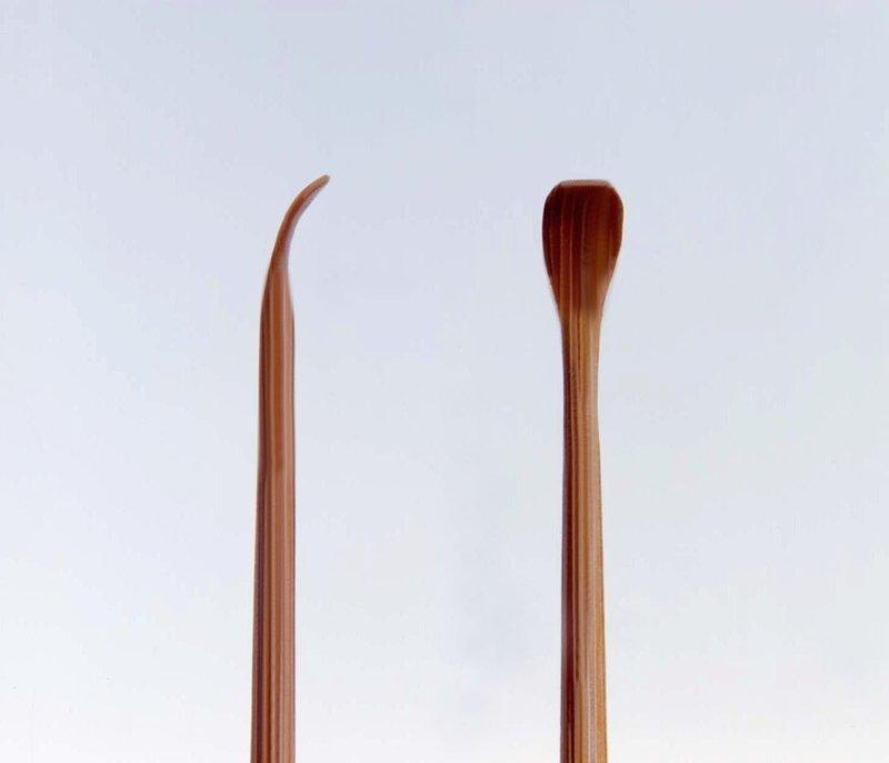 匠の技 最高級天然煤竹(すすたけ)耳かき 梵天付き G-2155の3つ目の商品画像