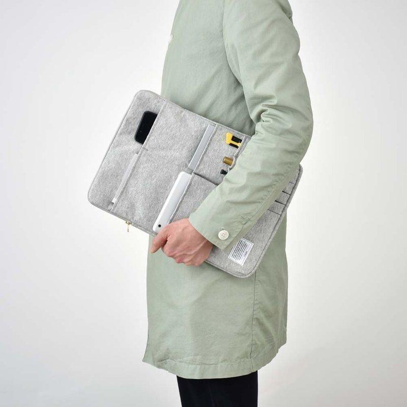縦型バッグインバッグ L THM-MM07Mの3つ目の商品画像