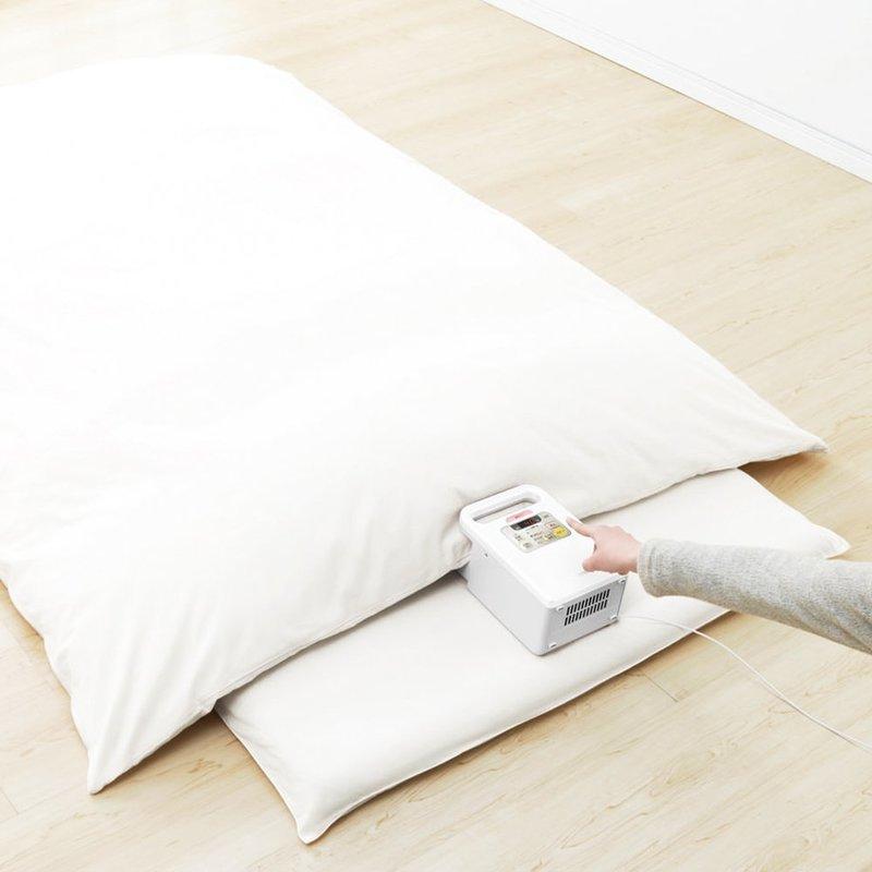 布団乾燥機 カラリエ アロマ対応 KFK-C1-WPの3つ目の商品画像