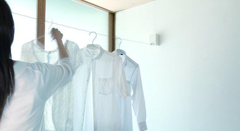 室内物干しワイヤー pid 4M(ピッドヨンエム) の3つ目の商品画像