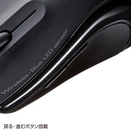 ワイヤレスマウス MA-WBL20BKの3つ目の商品画像