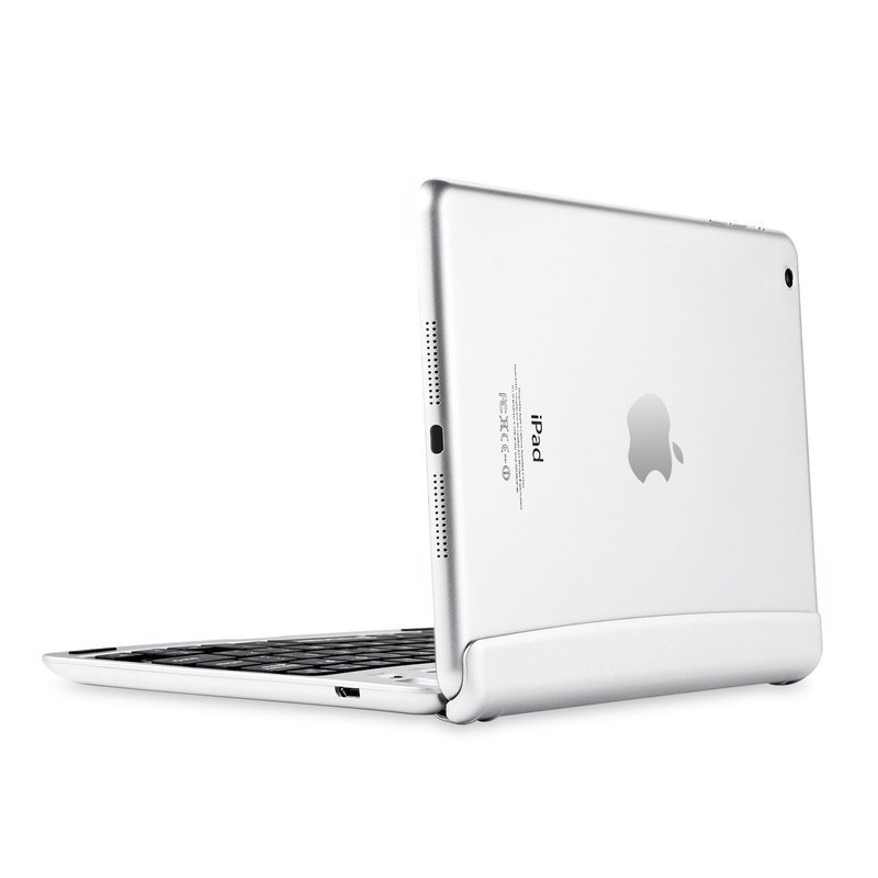 iPad Mini用Bluetoothキーボードフォリオケースカバー スタンド付き HB045の3つ目の商品画像