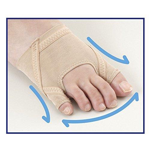 外反母趾・内反小趾 テーピングサポーター(右足用) の3つ目の商品画像