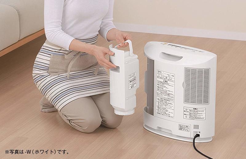 セラミックファンヒーター DS-FKX1205の3つ目の商品画像