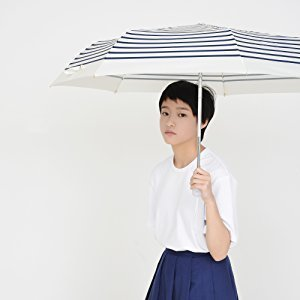 マリンスタイル折りたたみ傘 の3つ目の商品画像